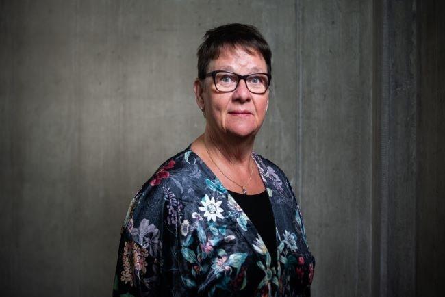 Anne-Marie Eklund Löwinder, säkerhetsexpert på Internetstiftelsen.