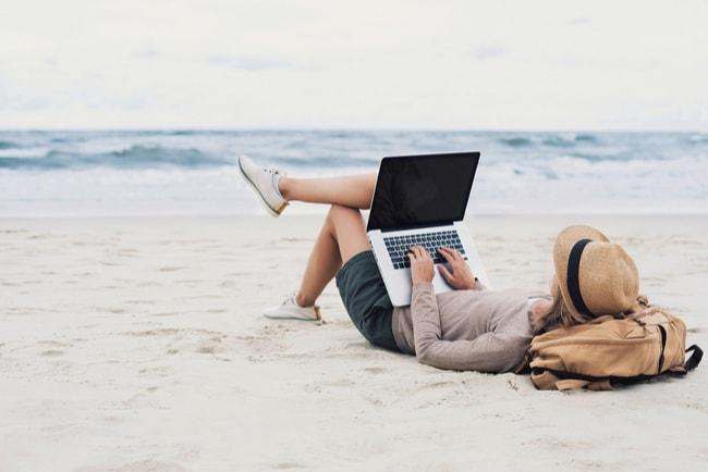 mobilt bredband fritid